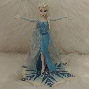 Frozen Elsa Sparkly Statue